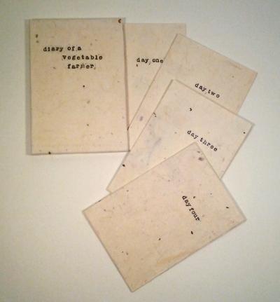 Slipcase and folios