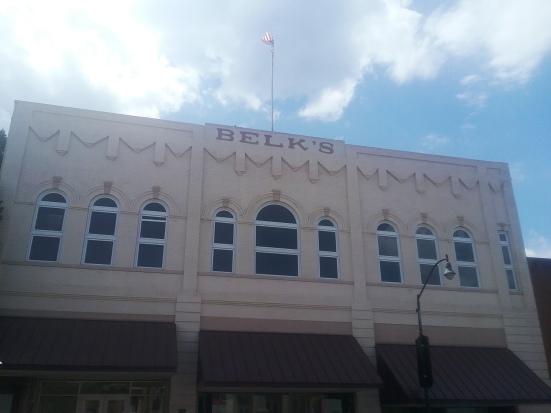 Old Belk's Store